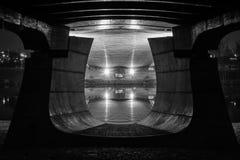 Troja Bridge in Prague Royalty Free Stock Images
