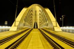 Troja Bridge in Prague Stock Photography
