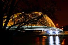 Troja bro Arkivfoto