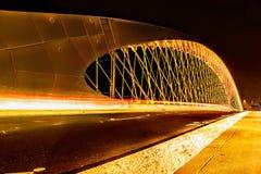Troja bro Royaltyfri Foto