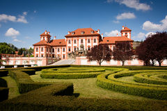 Troja castle in Prague Stock Photography