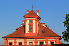 Troja chateau in Prague Stock Photography