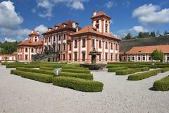 troja de château Photos stock