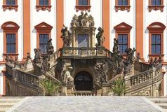 Troja górska chata Zdjęcie Stock