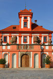 Troja Palace in Prague Stock Photography