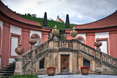 Troja Palace, Prague, Czech Republic Stock Photography