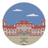 Troja Palace. Prague Royalty Free Stock Image