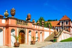 Troja Palace in Prague Royalty Free Stock Image
