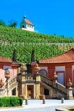 Troja Palace and vineyard in Prague Royalty Free Stock Photos