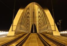 Troja Przerzuca most najwięcej, Trojsky, Praga, republika czech Fotografia Royalty Free