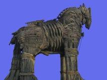 Trojan de cheval Photos libres de droits