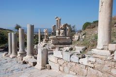 Trojan Ephesus Stock Foto