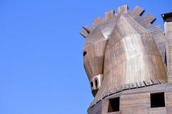 Trojan häst Arkivbilder