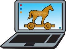 Trojan Horse Immagini Stock Libere da Diritti