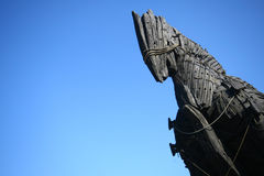Trojan Horse fotografia de stock