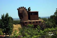 Trojan Horse Fotos de archivo libres de regalías