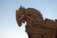 Trojan Horse Photographie stock libre de droits