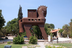Trojan Horse Fotos de Stock Royalty Free