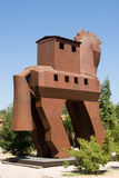 Trojan Horse foto de stock royalty free
