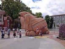 Trojan Horse Images libres de droits
