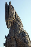 Trojan Horse détaillé Images libres de droits