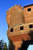 Trojan Horse in der Türkei Lizenzfreie Stockbilder
