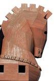 Trojan Horse em Turquia imagem de stock