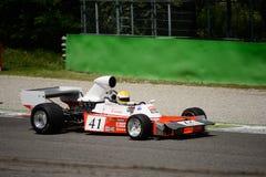 Trojan T103‐1 1974 Formula 1 Ex Tim Schenken Stock Photography
