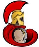 Trojan warrior Royalty Free Stock Images