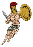 Trojan Warrior Stock Image