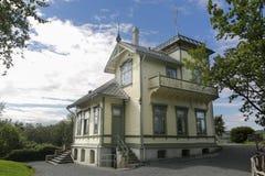 Troldhaugen in Bergen Royalty Free Stock Images