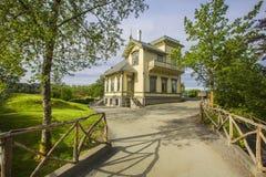 Troldhaugen, huis van de beroemde componist Edvard Grieg in Bergen, Noorwegen Stock Afbeeldingen