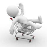 trole 3d Imagem de Stock