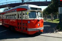 Trole de San Francisco Imagem de Stock