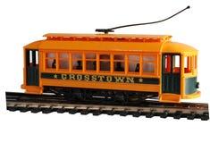 Trole do brinquedo Imagens de Stock Royalty Free