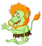 Troll Royalty Free Stock Photo