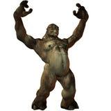 Troll-3D Fantasy Figure Stock Photography