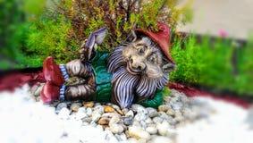 Troll de jardin Images stock