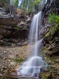 Troll Falls in Kananaskis Country Royalty Free Stock Image