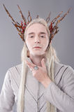 Troll. Thranduil, The Hobbit Stock Photo