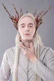 troll Thranduil Hobbiten Arkivfoto