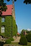 Trolle永比城堡,瑞典 免版税库存照片