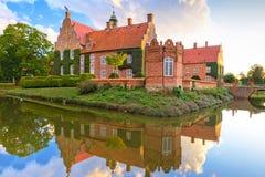 Замок Trolle-Ljungby ренессанса Стоковое Изображение RF