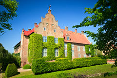Trolle-Ljungby Castle, Σουηδία Στοκ φωτογραφία με δικαίωμα ελεύθερης χρήσης