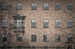 Trolleholm Castle Facade Royalty Free Stock Image