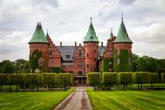 Trolleholm castle Royalty Free Stock Image