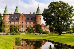 Trolleholm-Schloss Stockfotografie