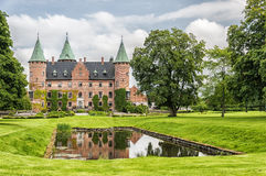 Trolleholm Slott fotografia stock libera da diritti