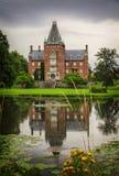 Trollenas castle sweden stock photo