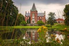 Trollenas castle in Sweden Royalty Free Stock Photos